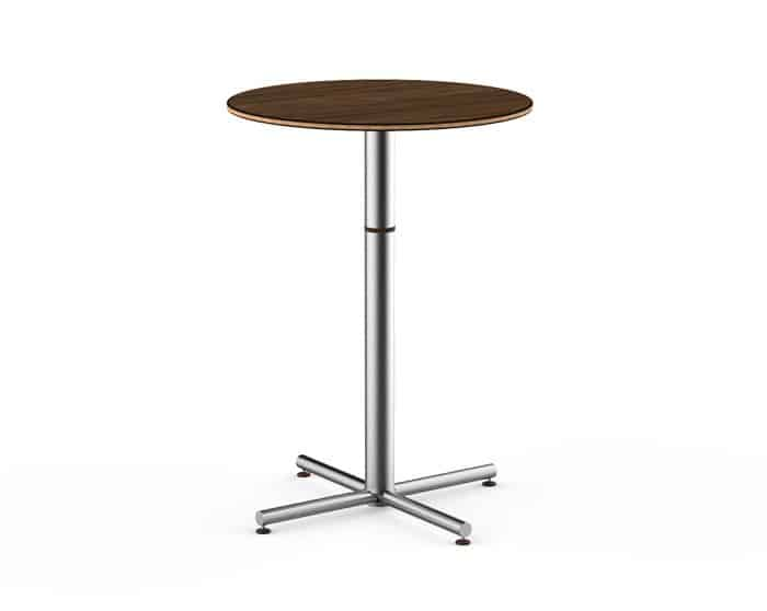 polo round bar table - Wood